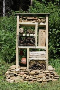 Insektenhotel 4