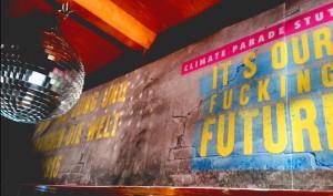 Climate Parade Diskokugel
